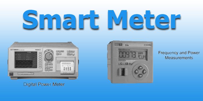 استفاده از اسمارت مترها برای کنترل فرکانس