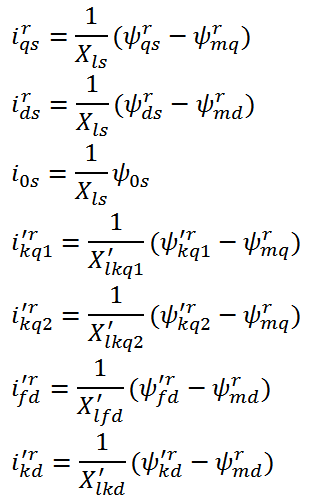State Equation of Synchronous Machine (5) فیلم آموزش شبیه سازی متلب